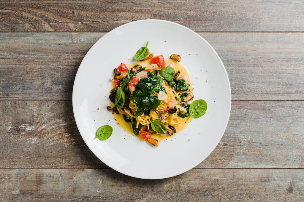 Makarony włoskie - chittara z frutti di mare - Blog Bidfood Farutex