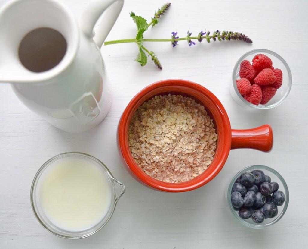 Produkty wege dla gastronomii - mleko owsiane