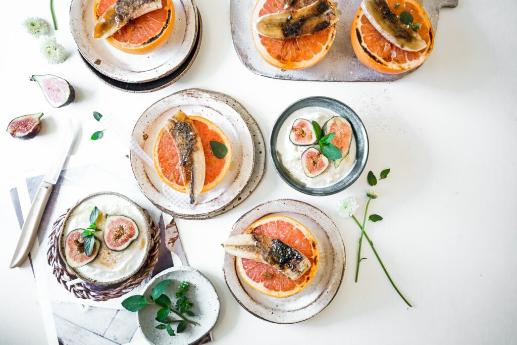 Produkty wege dla gastronomii - deser