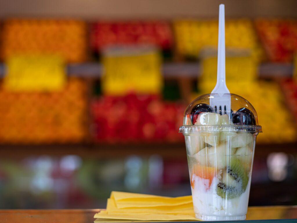 Ekologiczne opakowania dla gastronomii: PLA
