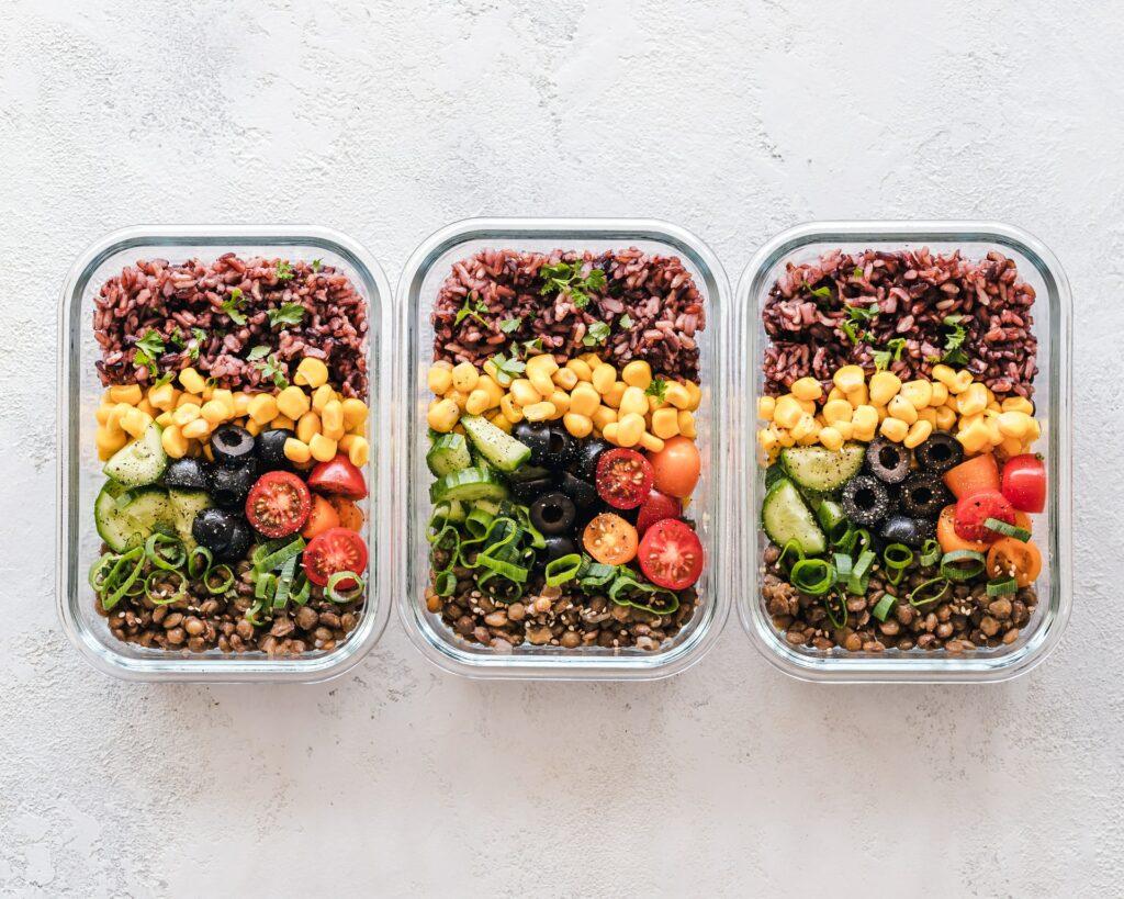 Dieta pudełkowa lunch box - blog Bidfood Farutex