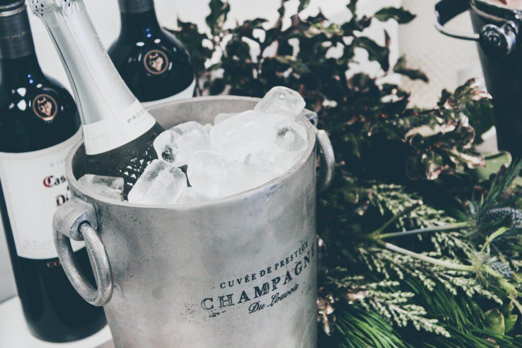 Wina musujące w karcie - szampan - blog gastronomiczny Bidfood Farutex