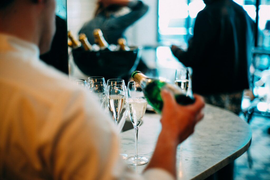 Wina musujące w karcie - prosecco - blog gastronomiczny Bidfood Farutex