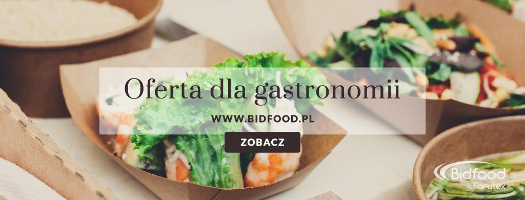 Oferta dla gastronomii - Bidfood Farutex