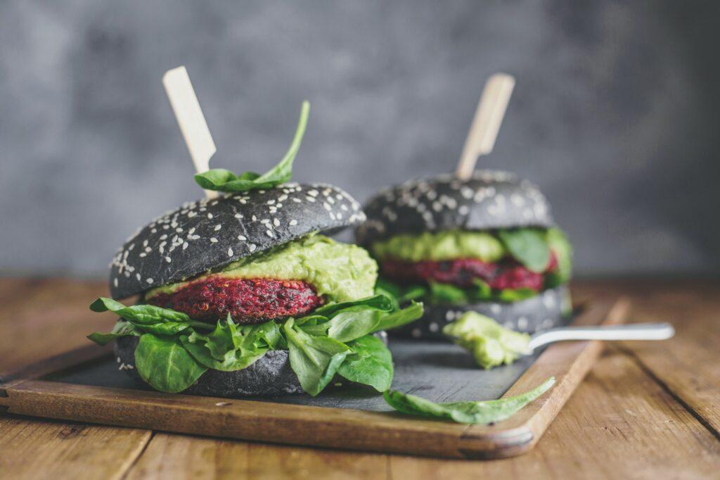 Burgery wegetariańskie dla gastronomii - blog gastronomiczny Bidfood Farutex