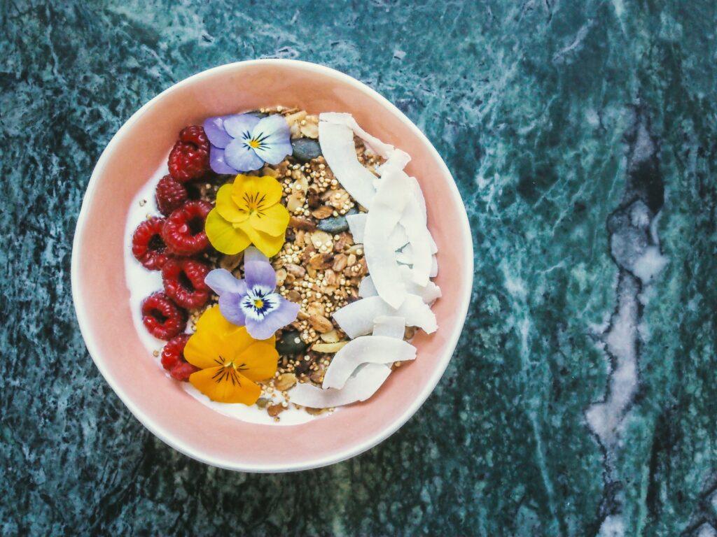 Deser owocowy z mlekiem kokosowym - blog gastronomiczny Bidfood Farutex