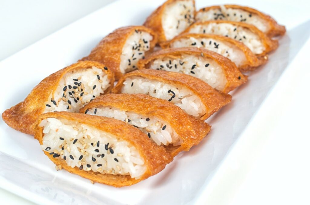 Inari tofu - sprawdź! - blog gastronomiczny Bidfood Farutex