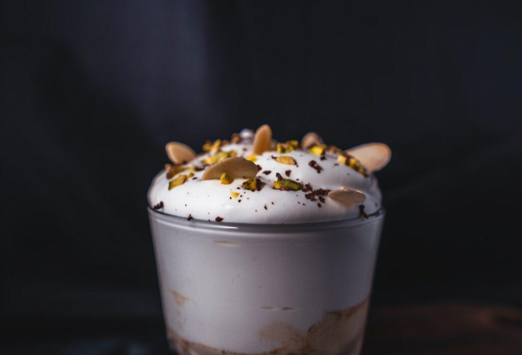 Pianka do kawy - mleczko kokosowe - blog gastronomiczny Bidfood Farutex
