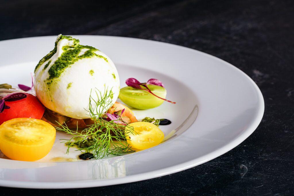 Burrata - ser włoski - blog gastronomiczny Bidfood Farutex