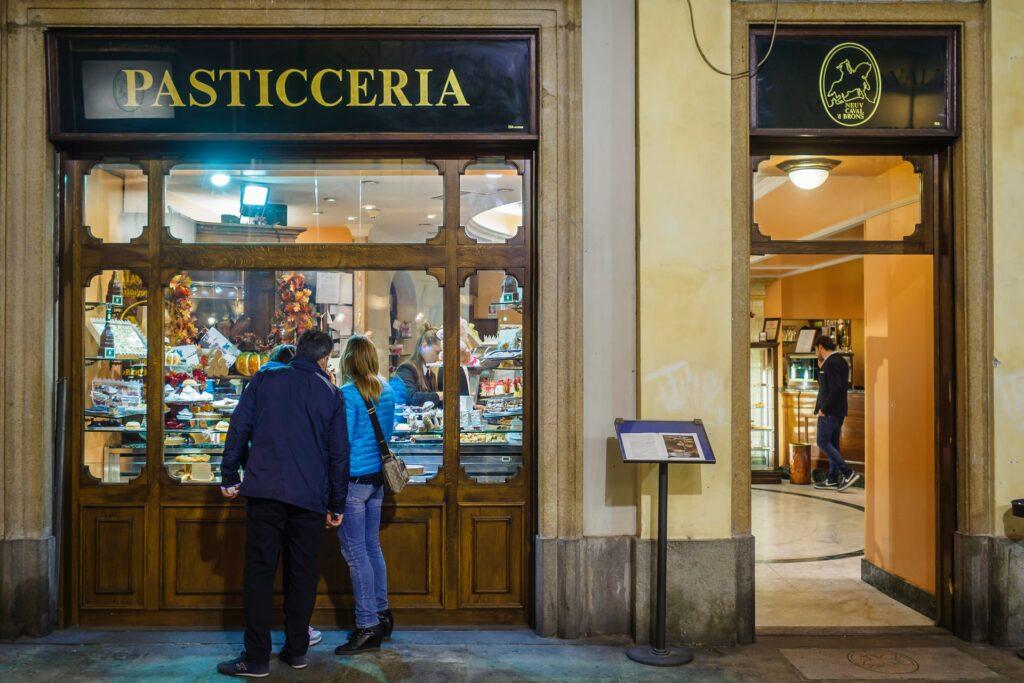 Pasticceria - cukiernia sprzedająca francuskie wypieki - blog gastronomiczny Bidfood Farutex