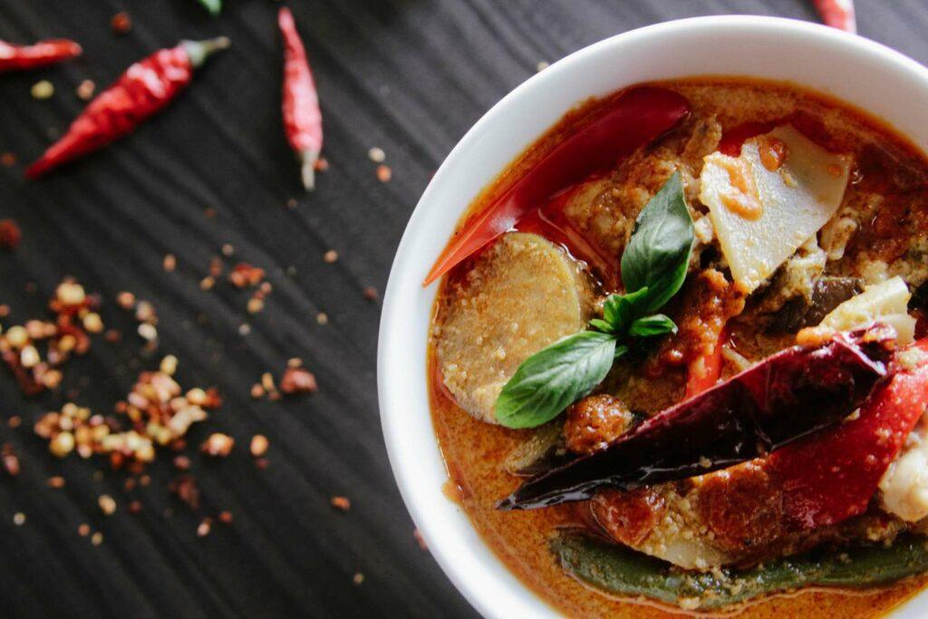 Ostre przyprawy - nie tylko papryki chilli! - blog gastronomiczny Bidfood Farutex