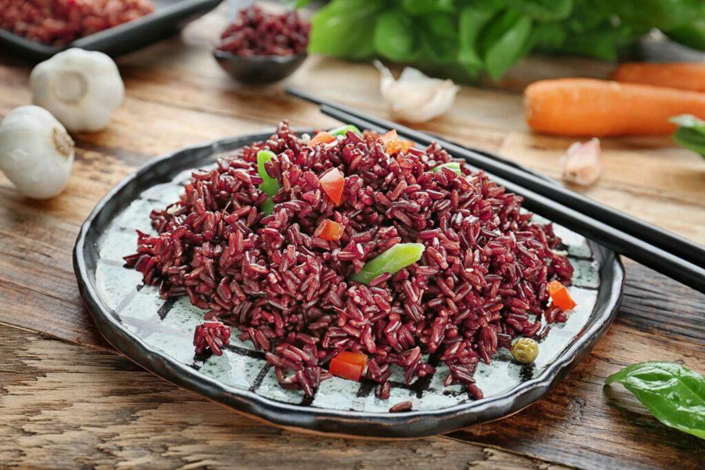 Ryż czerwony - blog gastronomiczny Bidfood Farutex