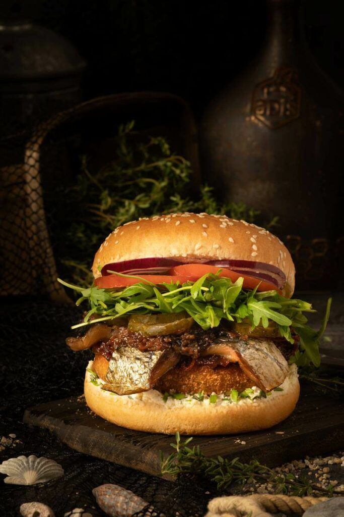 Burgery na lato - spróbuj burgera kaszubskiego! - blog gastronomiczny Bidfood Farutex