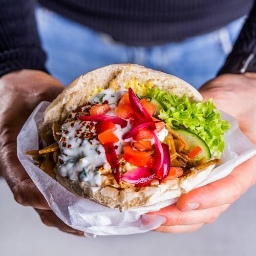 Kebab wege - w jaki sposób przygotować menu dla fleksitarian? Sprawdź - blog gastronomiczny Bidfood Farutex