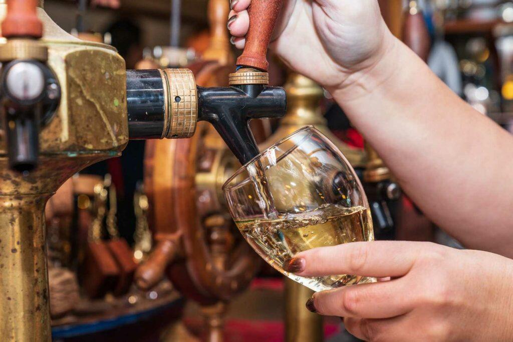 Wino z kija - blog gastronomiczny Bidfood Farutex