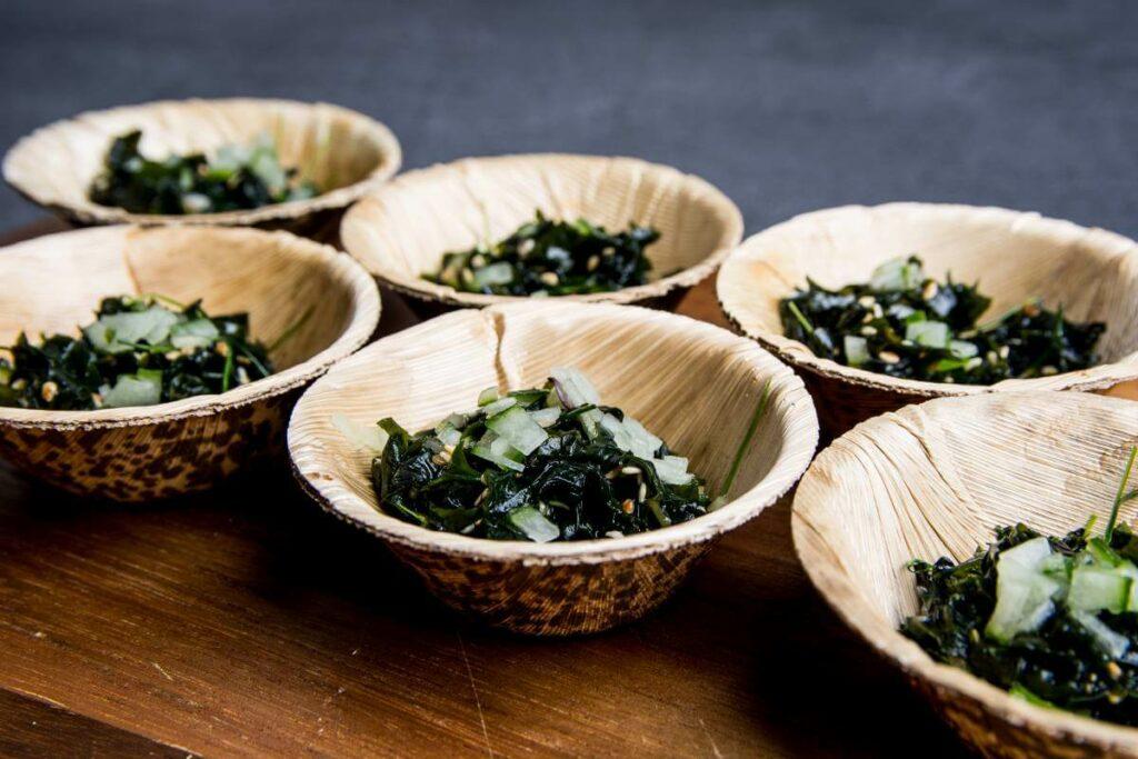 Glony w kuchni - jak wykorzystać glony wakame? Sprawdź! - blog gastronomiczny Bidfood Farutex