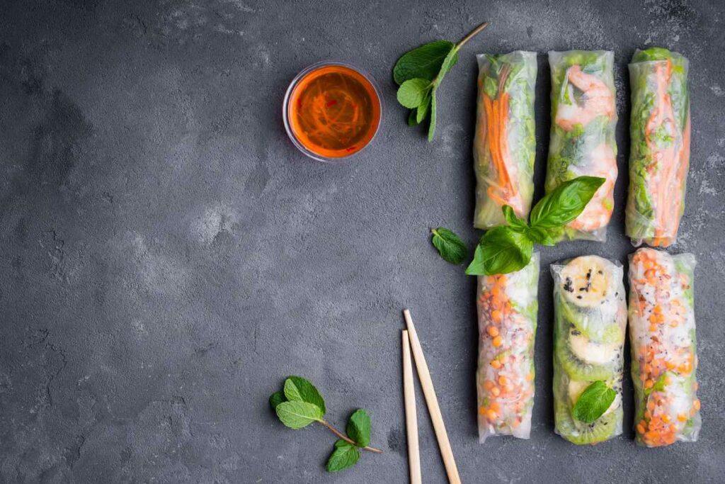 Sajgonki - czym zachwyci Cię azjatycki street food? Sprawdź! - blog gastronomiczny Bidfood Farutex