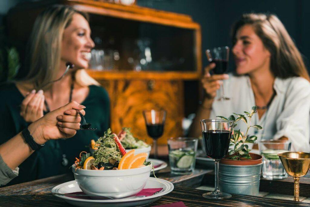 Wegetarianizm - co jeść? Wybór jest spory. Wybierz też dobre wino - blog gastronomiczny Bidfood Farutex