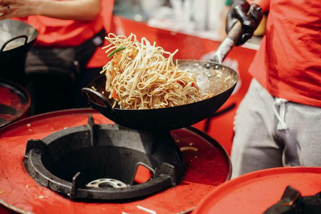 Azjatycki street food - blog gastronomiczny Bidfood Farutex