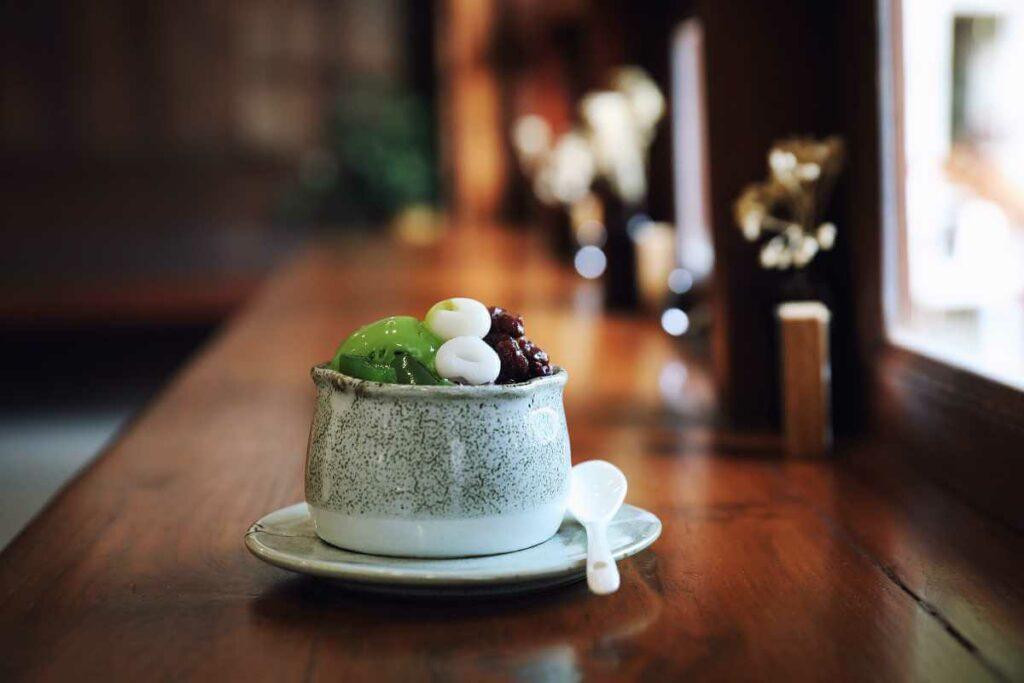 Najlepsze desery azjatyckie: anmitsu! Sprawdź - blog gastronomiczny Bidfood Farutex