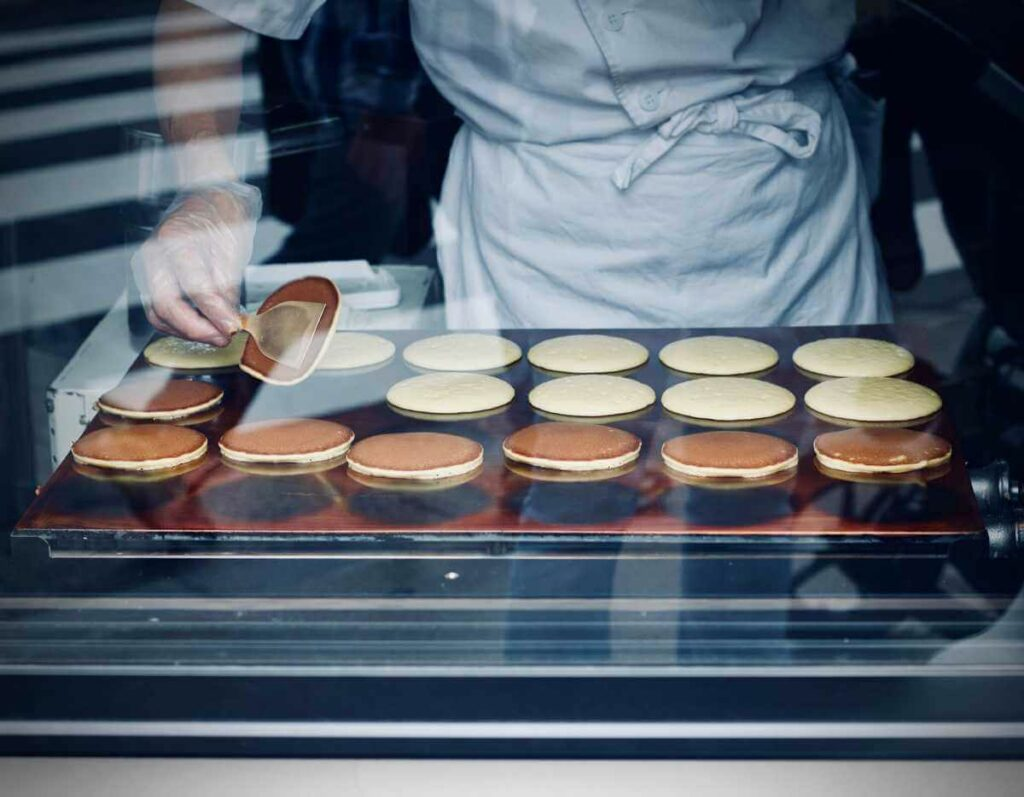 Najlepsze desery azjatyckie: dorayaki! Sprawdź - blog gastronomiczny Bidfood Farutex