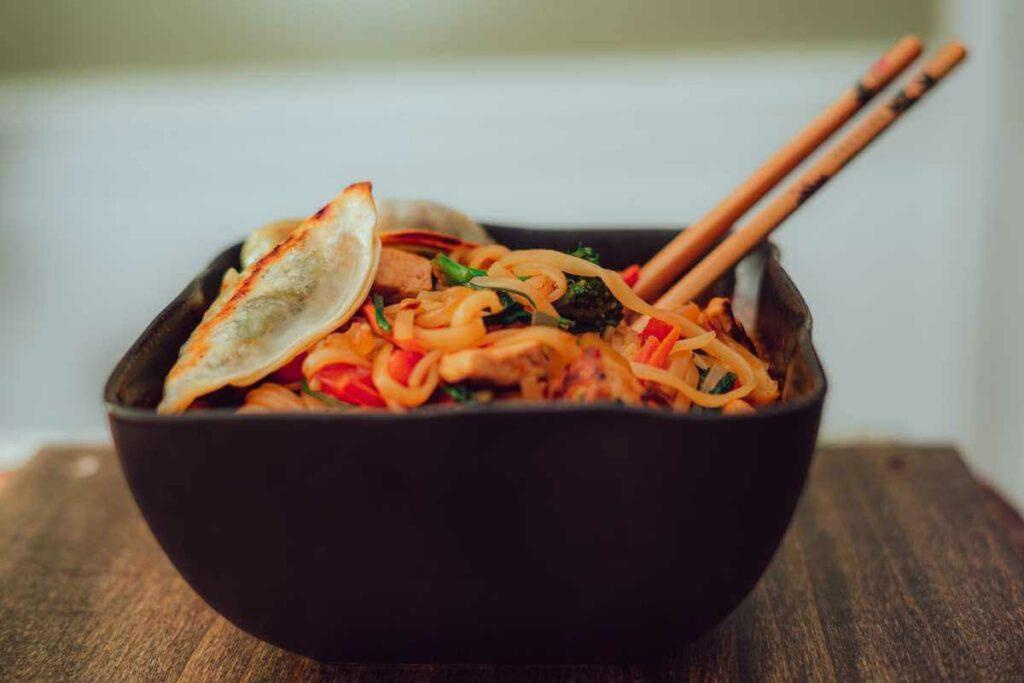 Pierożki gyoza to świetne danie dla restauracji wegetariańskiej. Sprawdź! - blog gastronomiczny Bidfood Farutex