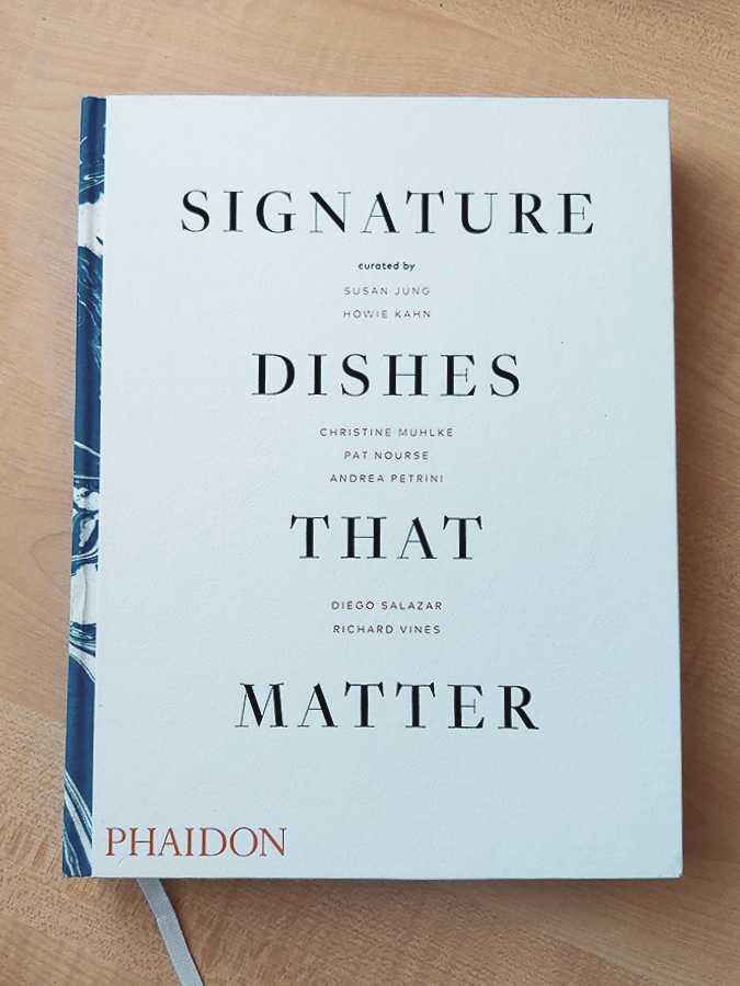 """Jakie książki dla szefów kuchni wybrać? Sprawdź """"Signature Dishes That Matter"""" - blog gastronomiczny Bidfood Farutex"""